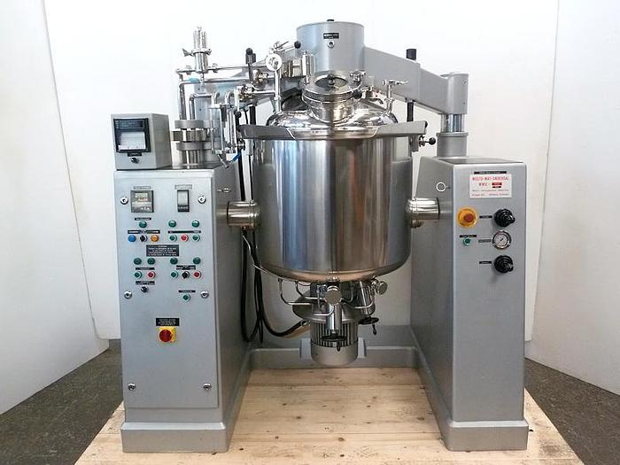 Used Cream Manufacturing Plant KRIEGER MMU 150