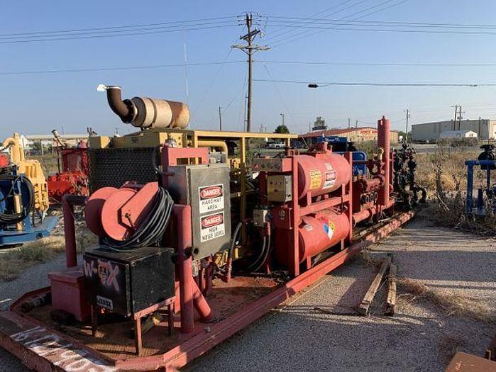 Used GARDNER DENVER TGH - Triplex Pumps