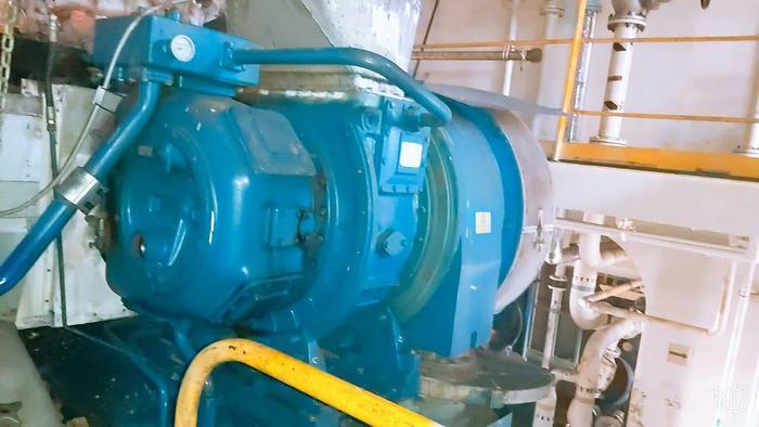 Wartsila 16V-32LN-CR x 5 Generator sets