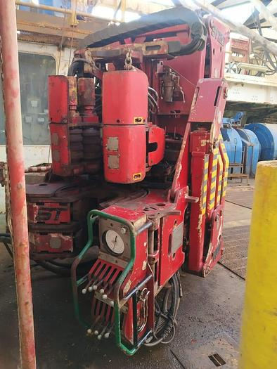 National OilWell ST120 Iron Roughneck