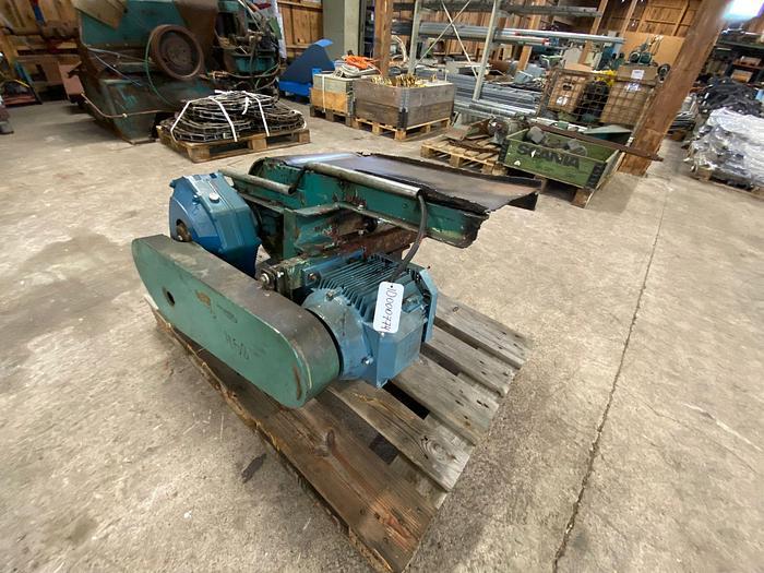 Used Belt conveyor end piece