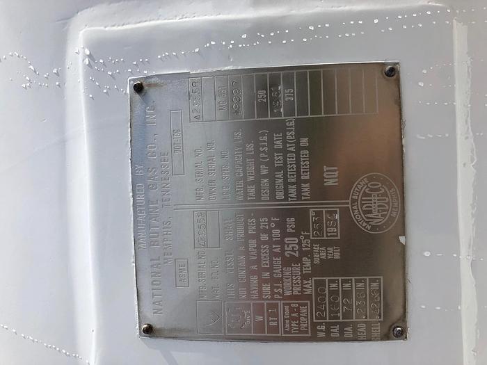 2005 GMC TOPKICK C7500 LPG TANK TRUCK