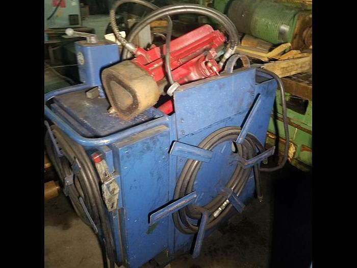 "Used 1"" Lamina Hydraulic drill unit"