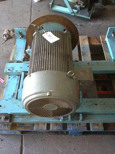 Braun Ironer Drive Motor Assembly