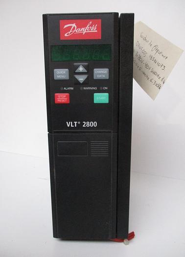 Used DANFOSS 195N1073
