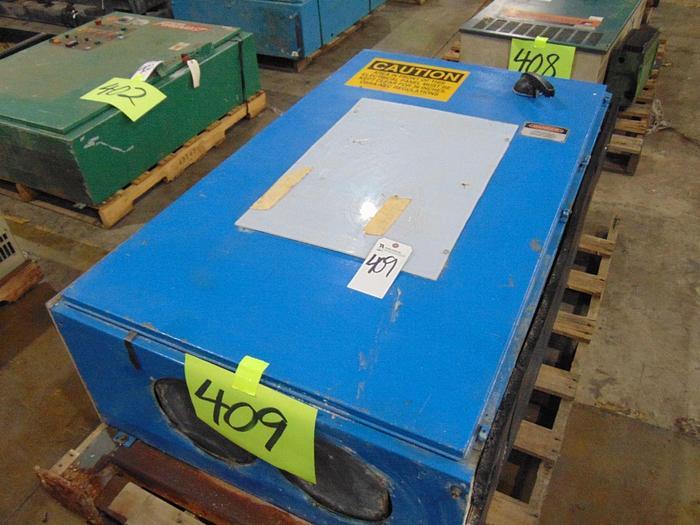 Used Drive Panel, 400HP