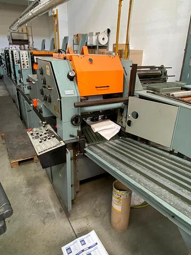 Used 1991 Form All Compact Print