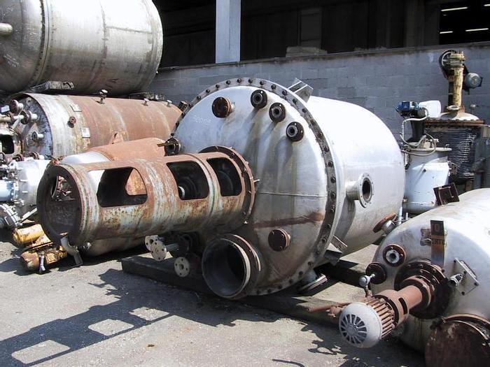 Usata Reattore  da 4500 Litri