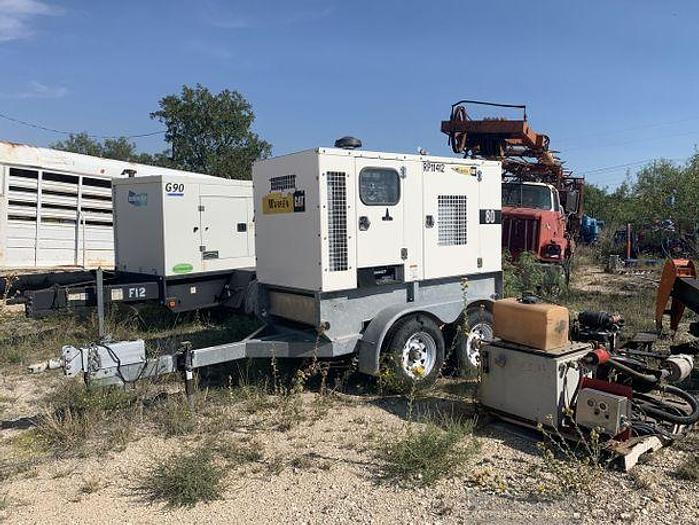 Used WARREN GENERATOR - 80 KW