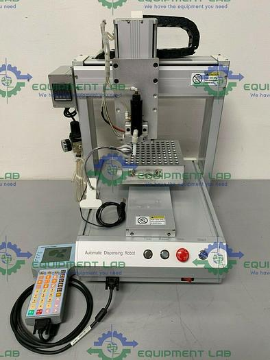 for parts or not working Automatic  Cartridge Dispensing Robot w/ Adtech TV5300 Remote