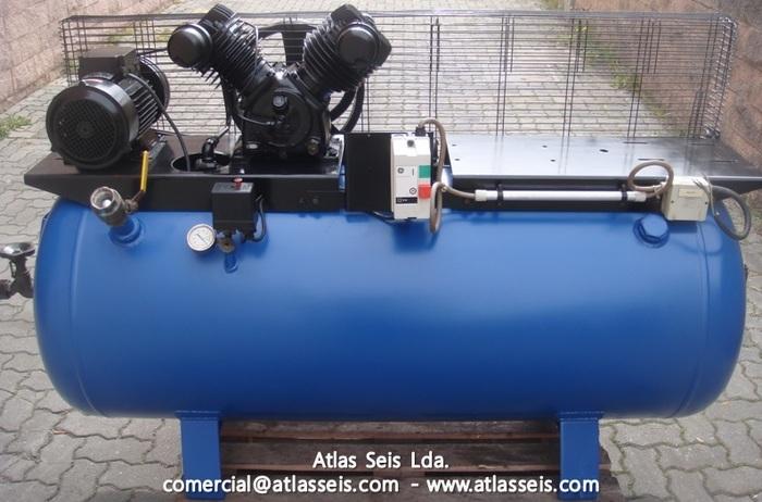 Air compressor 7 Bar / 661 L
