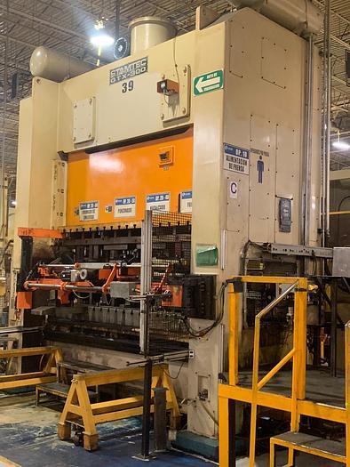 Used 300 ton Stamtec Press