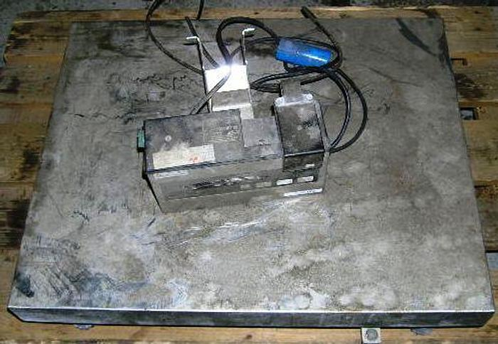 Used Electronic weight, max 120 kg. August Sauter GmbH for Mettler Instruments.