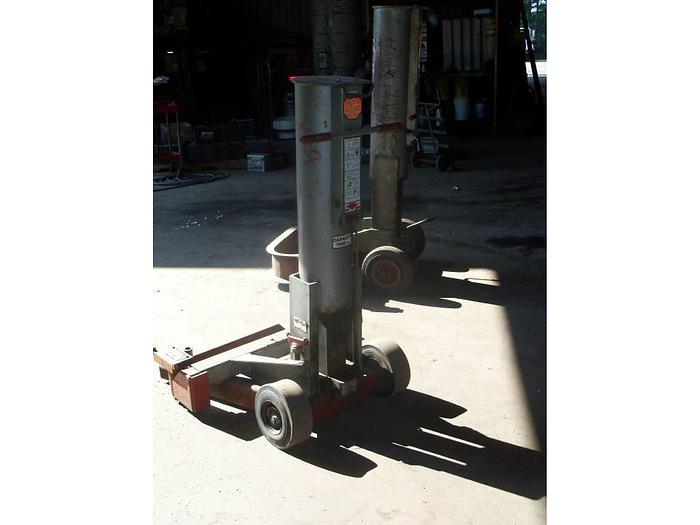 2000 Gray Mfgt Jack-Stands- Stock #: 0085