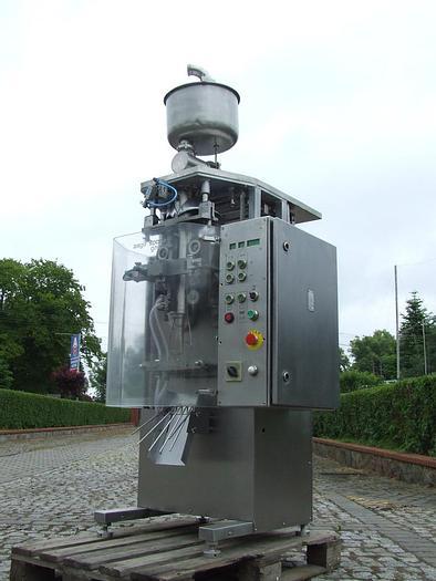 """Used Maszyna do pakowania produktów płynnych w worki polietylenowe """"ASG-3"""""""