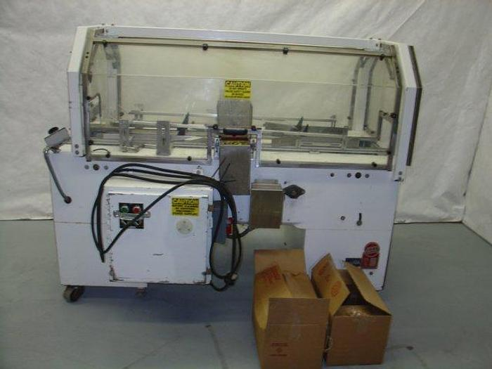 Used Adco Intermittent Motion Horizontal Carton Sealer; Md# 15CHL-EC