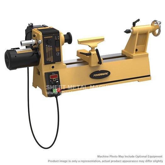 POWERMATIC PM2014 1HP 230V Professional Turning Lathe 1792014