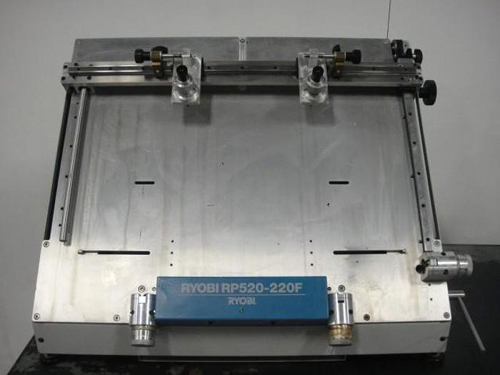 Used Ryobi RP520-220F Optical Plate Punch