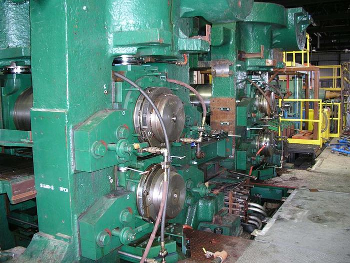 "One (1) 36"" 2-Hi Aluminum Hot Mill Stand: RM-228 a"