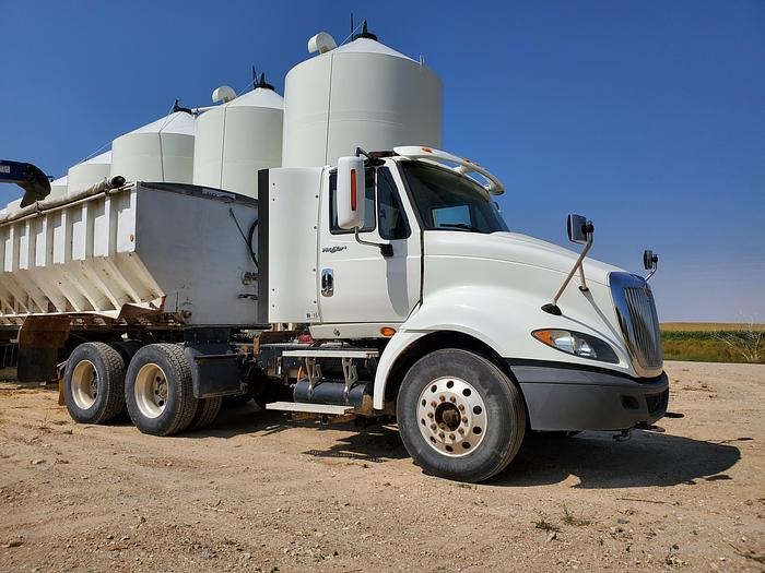 Used 2013 International ProStar Semi Truck