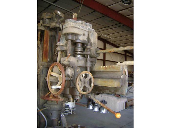 1982 Western Radial Drill Press- Stock #: 1239