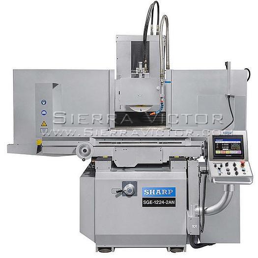 SHARP 2-Axis NC Surface Grinder SGE-1224-2NA