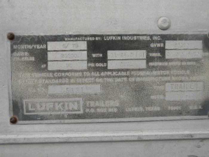 1979 LUFKIN TFV-IP