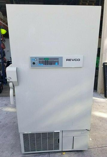 Used Revco ULT2186-9-D35 Ultra Low Temperature Laboratory Freezer -86 208/230V