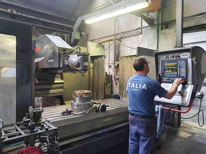 Usato 2001 MOMAC BF 20 CNC