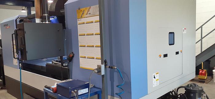Used Doosan DNM 740L CNC Vertical Machining Center