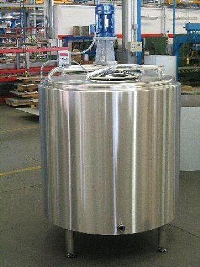 Moody Process Equipment Batch Pasteuriser 300 Litre