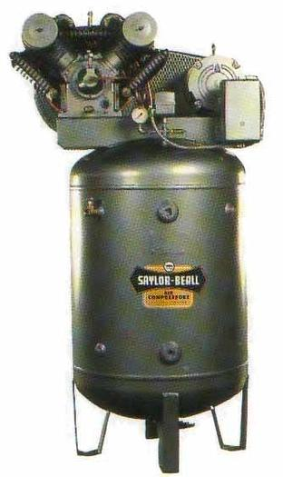 Saylor Beall VT755-120 Air Compressor