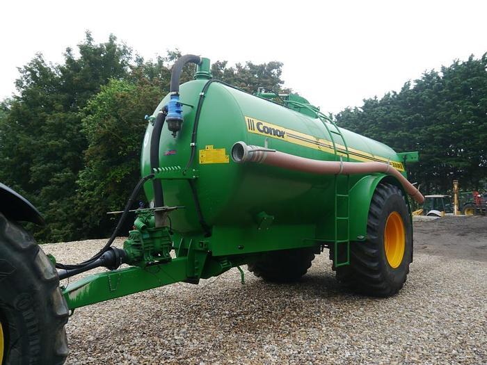 Used Conor 3000T Tanker