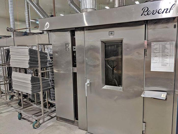 Used REVENT Double Rack Oven G135