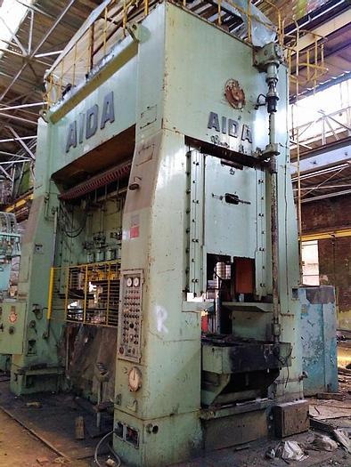 Used Press Transfer Mechanical FT2-20
