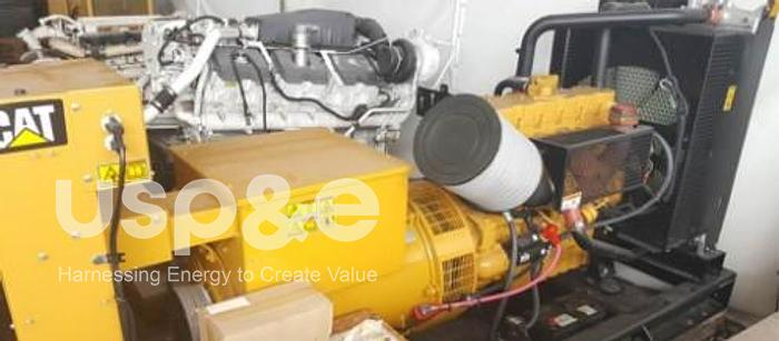 Used .10 MW 2010 USED CATERPILLAR D100 DIESEL GENERATOR SETS