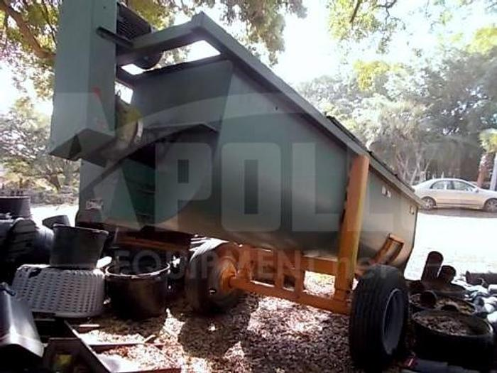 Used 2000 MGL 4432 Mulch Coloring System