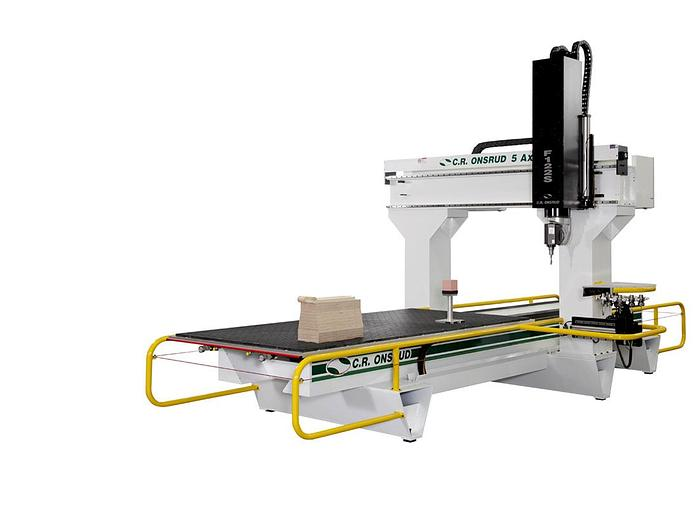 5 AXIS SINGLE-TABLE