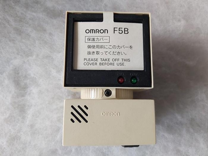Area Sensor, F5B GA18J, Omron,  neu