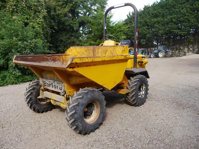 Used Barford SX3000 Dumper