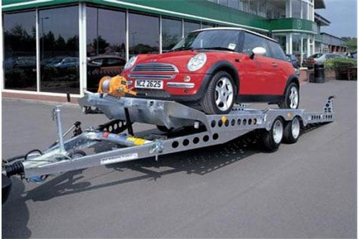 Used Car Transporter