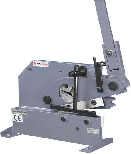 Cormak PBS-8 Guillotine shears for profiles and rods