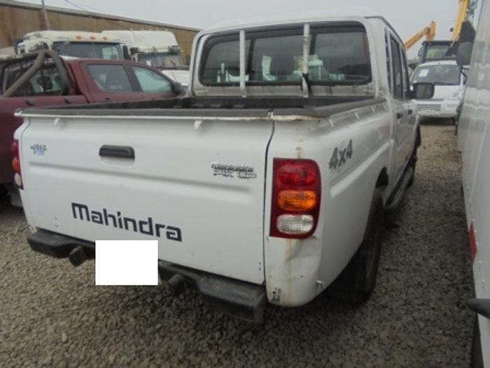 2018 MAHINDRA NEW PICK UP 4X4 2.2