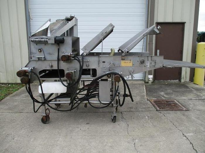 Used Heat and Control Flour Breader,Md#BD-3-36; 34in wide