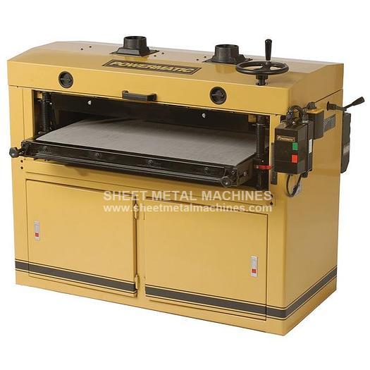 POWERMATIC DDS-237 10HP 3PH 230/460V Drum Sander 1791321