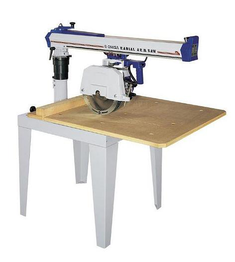 "Omga RN900 14"" Radial Arm Saw"
