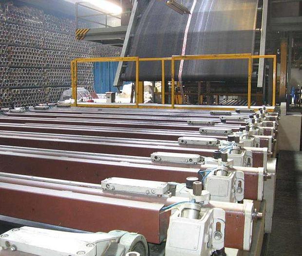 ROTARY PRINTING MACHINE REGGIANI  RQII