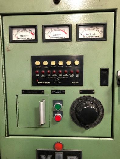 INDUCTOTHERM POWER TRAK 50-30 INDUCTION MELTING UNIT.