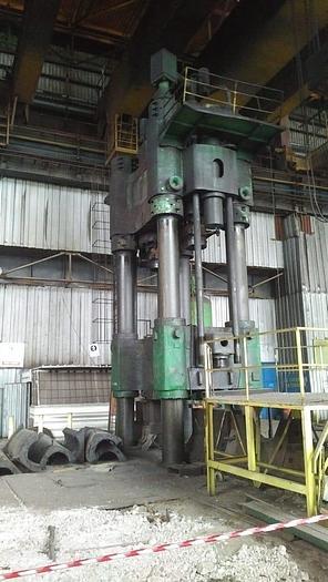 1974 Used 3150 Ton Hydraulic Free Forging Press