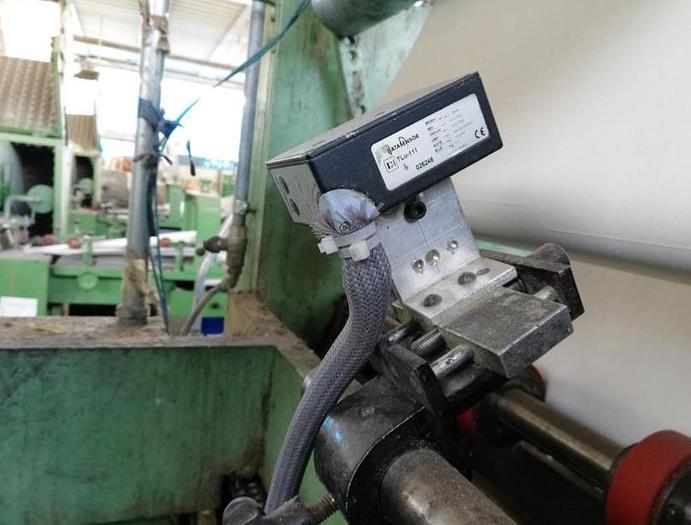 PROFAMA ROTOSAC 560 flat & satchel paper bag makign machine